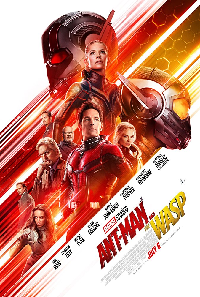 Ant-Man and the Wasp - Offizielles Poster