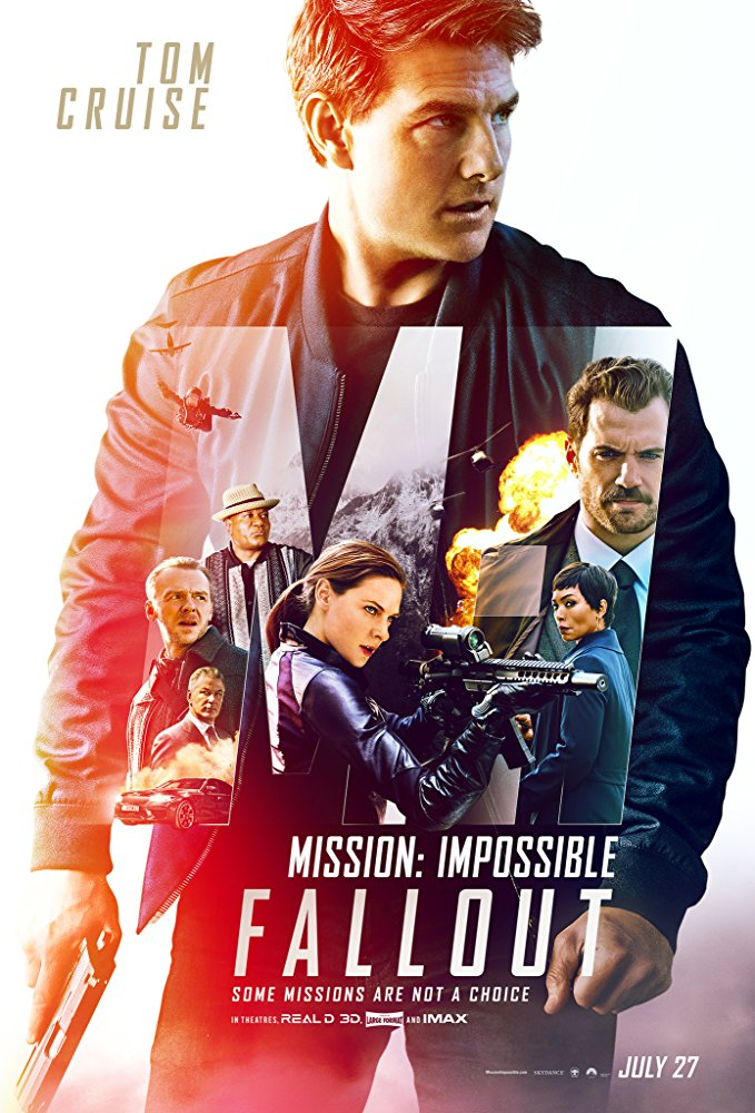 Mission: Impossible - Fallout - Offizielles Poster