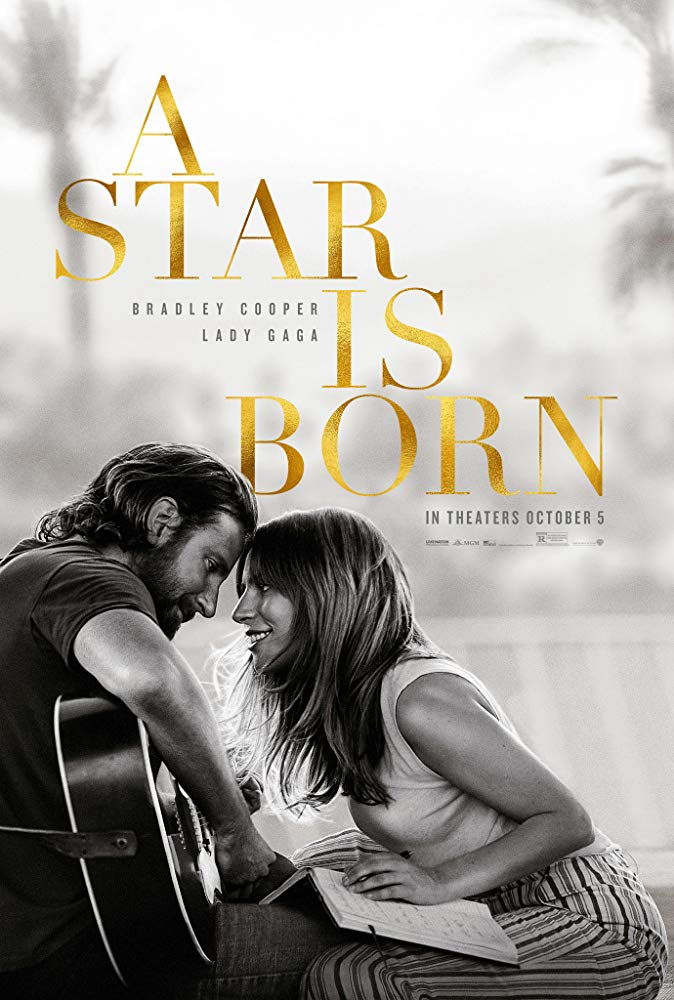 A Star Is Born - Offizielles Poster
