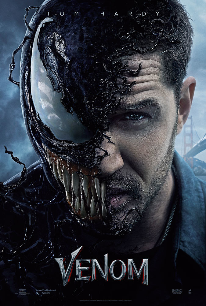 Venom - Offizielles Poster