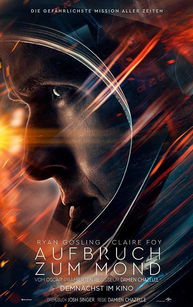Aufbruch zum Mond - Offizielles Poster