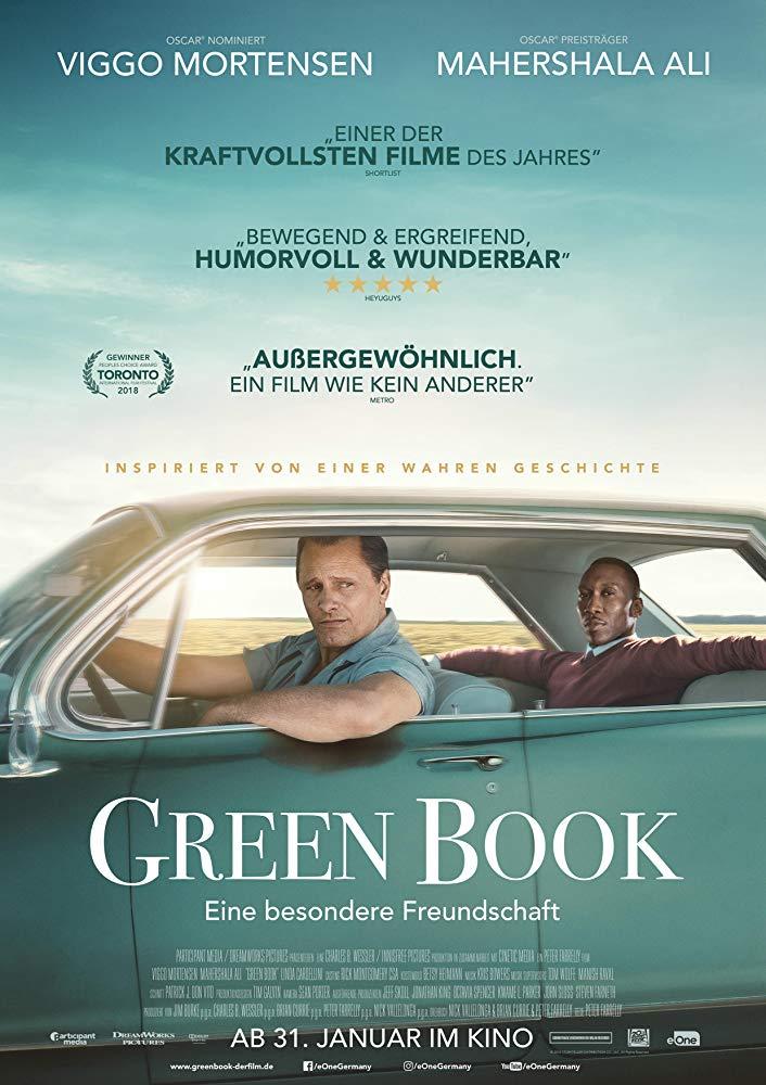 Green Book - Eine besondere Freundschaft - Offizielles Poster