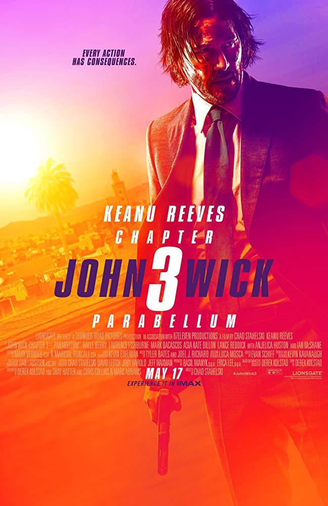 John Wick 3 - Offizielles Poster