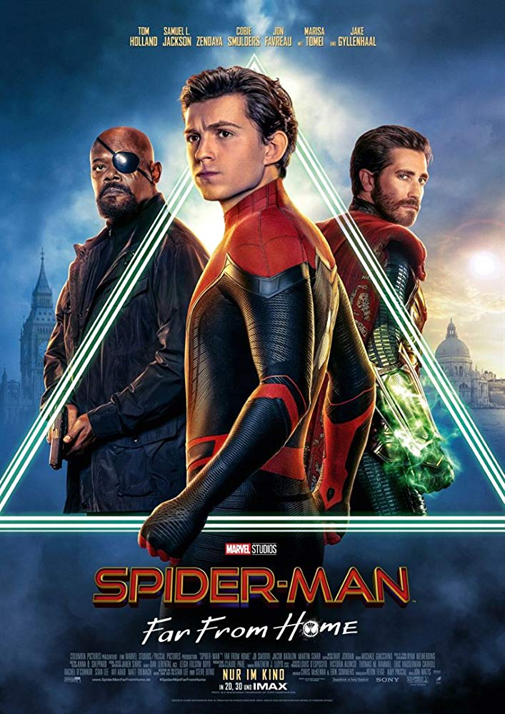 Spider-Man: Far From Home - Offizielles Poster