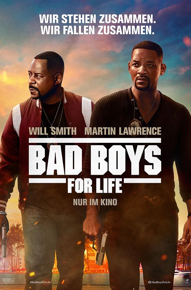 Bad Boys for Life - Offizielles Poster