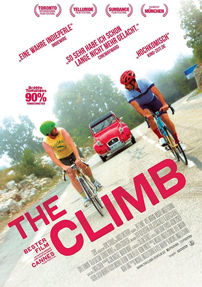 The Climb (2019) - Offizielles Poster